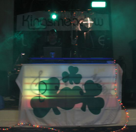 RockinDJ @ Kingsmeadow,